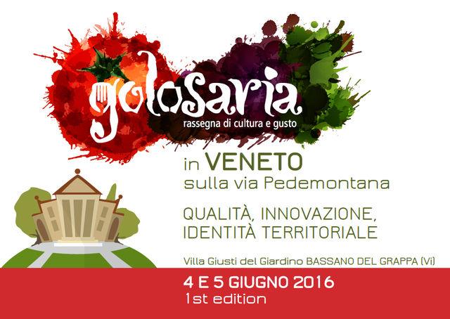 Golosaria in Veneto - Sulla via della Pedemontana